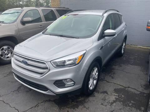 2018 Ford Escape for sale at Lee's Auto Sales in Garden City MI