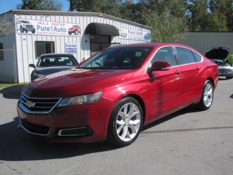 2014 Chevrolet Impala for sale at Pure 1 Auto in New Bern NC