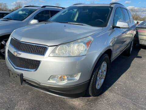 2009 Chevrolet Traverse for sale at Tennessee Auto Brokers LLC in Murfreesboro TN