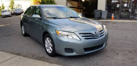 2011 Toyota Camry for sale at Motor City in Roxbury MA