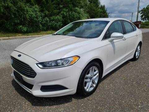 2014 Ford Fusion for sale at Premium Auto Outlet Inc in Sewell NJ