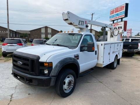 2008 Ford F-450 Super Duty for sale at Car Gallery in Oklahoma City OK