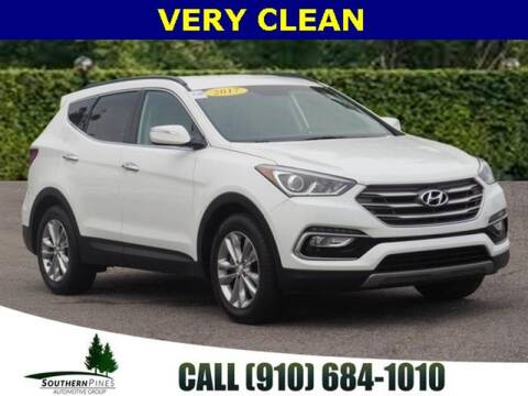 2017 Hyundai Santa Fe Sport for sale at PHIL SMITH AUTOMOTIVE GROUP - Manager's Specials in Lighthouse Point FL