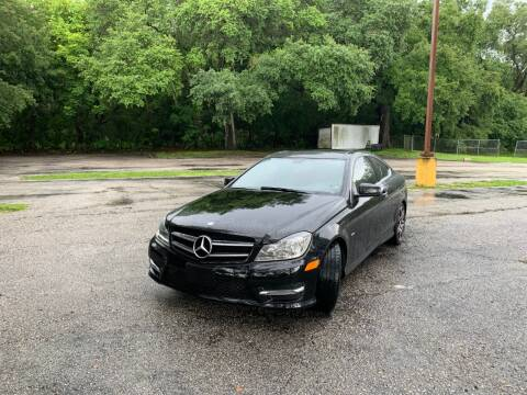2015 Mercedes-Benz C-Class for sale at Royal Auto Mart in Tampa FL