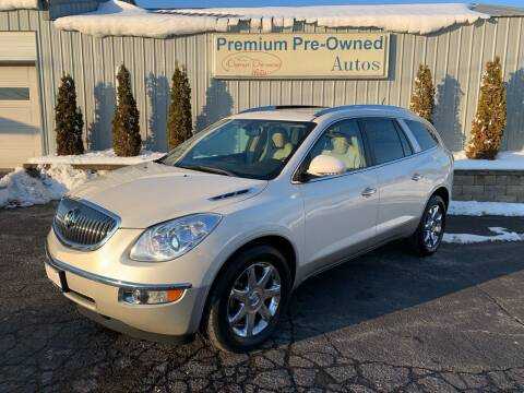 2010 Buick Enclave for sale at PREMIUM PRE-OWNED AUTOS in East Peoria IL