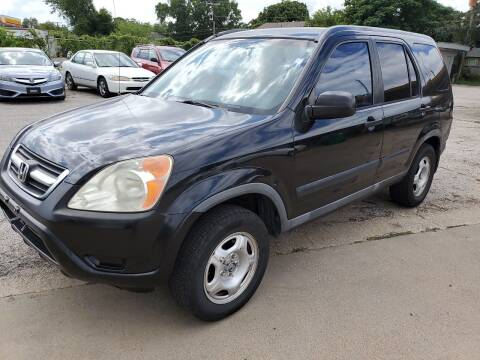 2004 Honda CR-V for sale at Nile Auto in Fort Worth TX