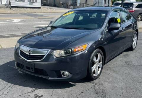 2012 Acura TSX for sale at Mass Auto Exchange in Framingham MA