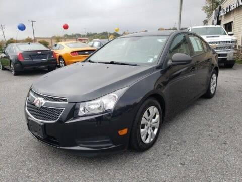 2013 Chevrolet Cruze for sale at BuyFromAndy.com at Hi Lo Auto Sales in Frederick MD