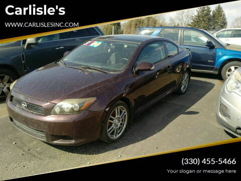 2008 Scion tC for sale at Carlisle's in Canton OH