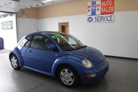 1999 Volkswagen New Beetle for sale at 777 Auto Sales and Service in Tacoma WA