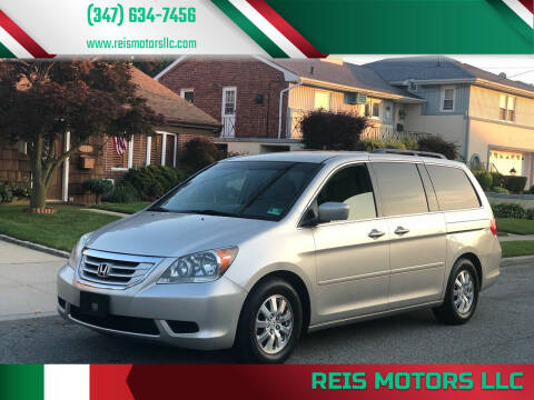 2008 Honda Odyssey for sale at Reis Motors LLC in Lawrence NY