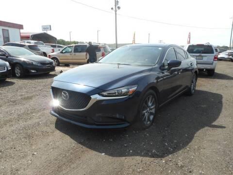 2018 Mazda MAZDA6 for sale at Auto Center Elite Vehicles LLC in Spartanburg SC