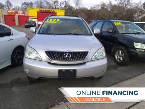 2009 Lexus RX 350 for sale at Marino's Auto Sales in Laurel DE