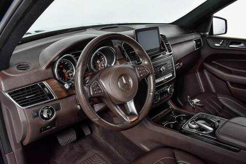 2018 Mercedes-Benz GLS for sale at CU Carfinders in Norcross GA