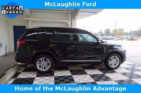 2017 Ford Explorer for sale at McLaughlin Ford in Sumter SC