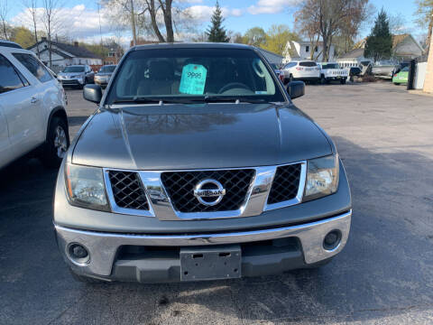 2006 Nissan Frontier for sale at PAPERLAND MOTORS in Green Bay WI