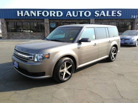 2014 Ford Flex for sale at Hanford Auto Sales in Hanford CA