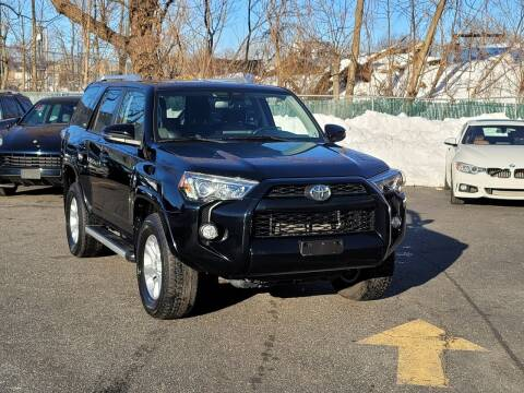 2018 Toyota 4Runner for sale at AW Auto & Truck Wholesalers  Inc. in Hasbrouck Heights NJ