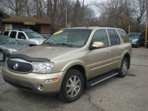 2004 Buick Rainier for sale at Automotive Center in Detroit MI