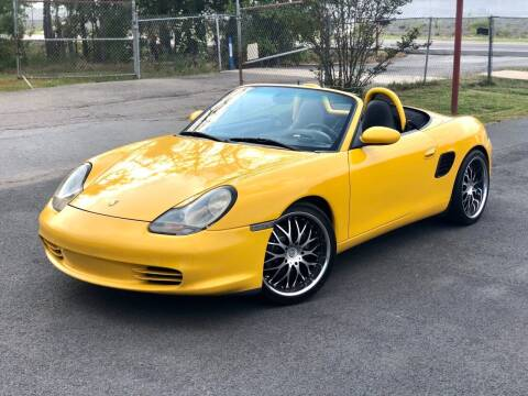 2003 Porsche Boxster for sale at Access Auto in Cabot AR