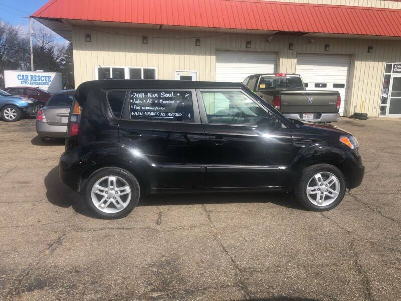 2011 Kia Soul + 4dr Crossover 4A - North Lawrence OH