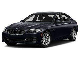 2016 BMW 5 Series for sale at Bald Hill Kia in Warwick RI