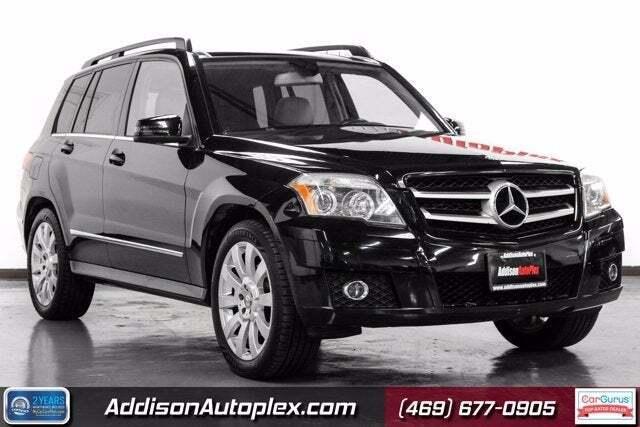 2012 Mercedes-Benz GLK for sale in Addison, TX