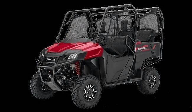 2020 Honda Pioneer 700-4 DLX  - Dickinson ND