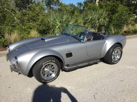 1966 Shelby Cobra for sale at Classic Car Deals in Cadillac MI