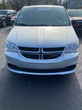 2012 Dodge Grand Caravan for sale at Right Choice Automotive in Rochester NY