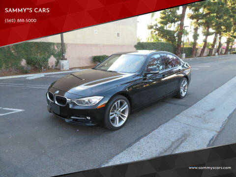 """2015 BMW 3 Series for sale at SAMMY""""S CARS in Bellflower CA"""