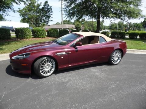 2006 Aston Martin DB9 for sale at Carolina Classics & More in Thomasville NC