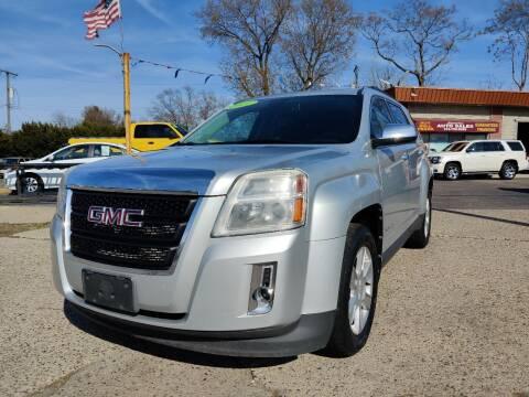 2011 GMC Terrain for sale at Lamarina Auto Sales in Dearborn Heights MI