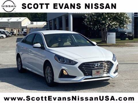 2019 Hyundai Sonata for sale at Scott Evans Nissan in Carrollton GA