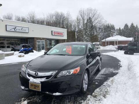 2014 Acura ILX for sale at GT Toyz Motor Sports & Marine - GT Toyz Powersports in Clifton Park NY