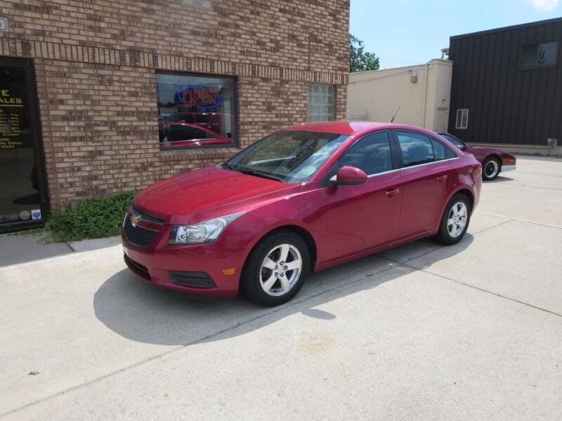 2011 Chevrolet Cruze for sale at Drive Auto Sales in Roseville MI