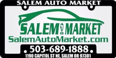2017 Toyota Corolla for sale at Salem Auto Market in Salem OR