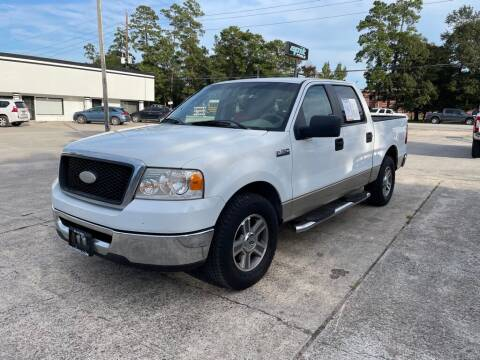 2007 Ford F-150 for sale at AUTO WOODLANDS in Magnolia TX