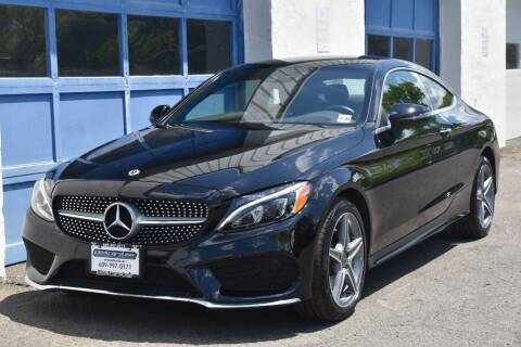 2018 Mercedes-Benz C-Class for sale at IdealCarsUSA.com in East Windsor NJ