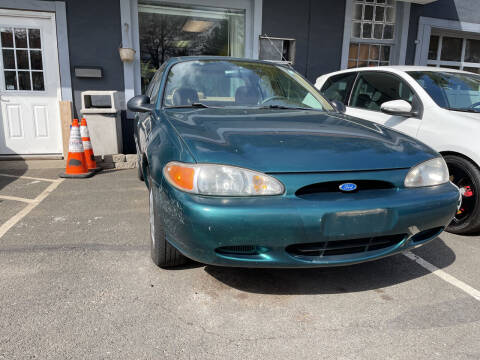 1997 Ford Escort for sale at Choice Motor Car in Plainville CT