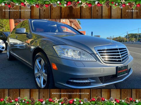 2010 Mercedes-Benz S-Class for sale at Bloomingdale Auto Group - The Car House in Butler NJ