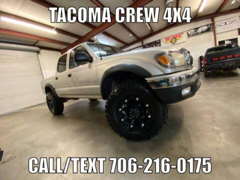 2002 Toyota Tacoma for sale at Primary Auto Group in Dawsonville GA