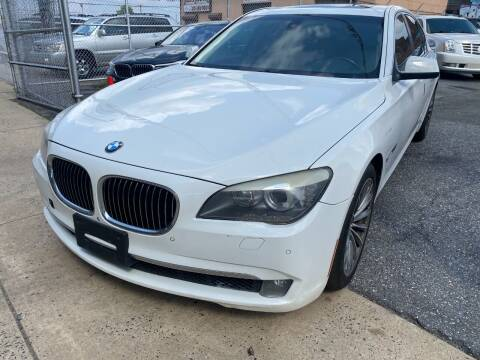 2011 BMW 7 Series for sale at The PA Kar Store Inc in Philadelphia PA