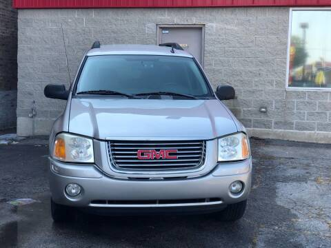 2006 GMC Envoy XL for sale at Alpha Motors in Chicago IL