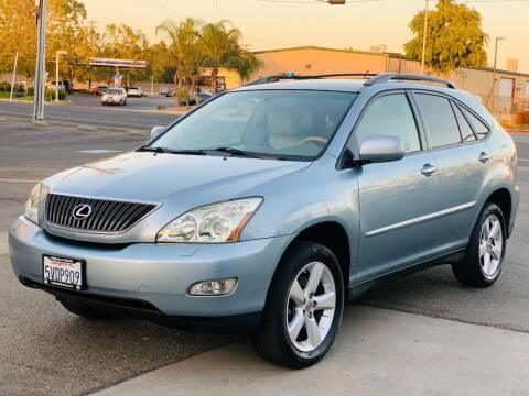 2007 Lexus RX 350 for sale at United Star Motors in Sacramento CA