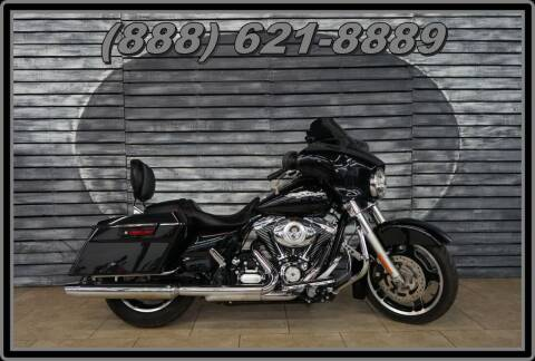 2013 Harley-Davidson Street Glide for sale at Motomaxcycles.com in Mesa AZ