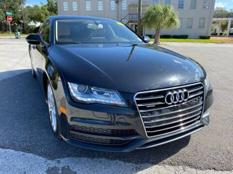 2014 Audi A7 for sale at Consumer Auto Credit in Tampa FL