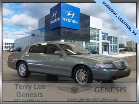 2006 Lincoln Town Car for sale at Terry Lee Hyundai in Noblesville IN