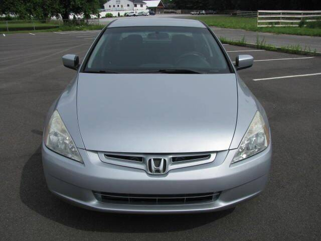 2005 Honda Accord for sale at Iron Horse Auto Sales in Sewell NJ