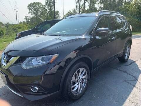 2014 Nissan Rogue for sale at Lighthouse Auto Sales in Holland MI